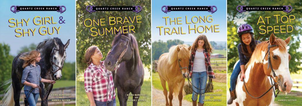 Quartz Creek Ranch Series all-covers