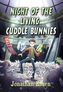 Author Spotlight | Jonathan Rosen Talks Night of the Living Cuddle Bunnies | www.patriciabaileyauthor.com