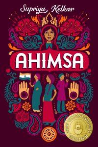 Author Spotlight: Supriya Kelkar Talks About Ahmisa | www.patriciabaileyauthor.com