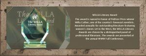 willa award | www.womenwritingthewest.org
