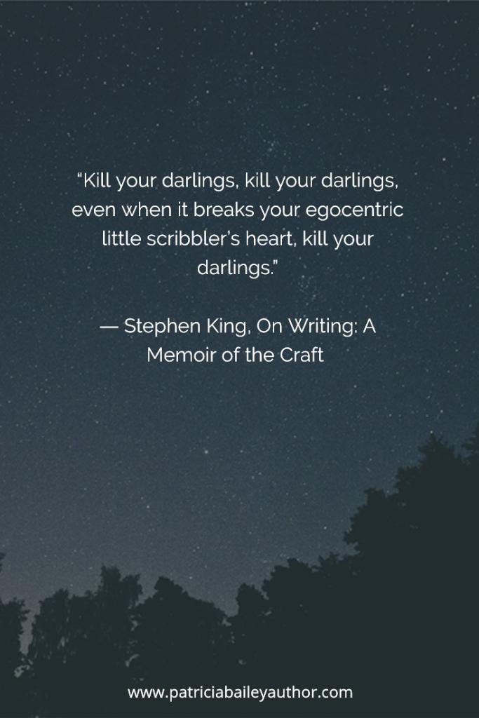 Writing Inspiration | patriciabaileyauthor.com