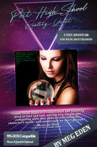 Meg Eden Talks Post-High School Reality Quest | Author Spotligh Interview | www.patriciabaileyauthor.com