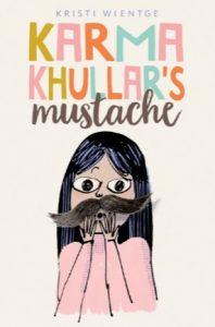 Author Spotlight | Kristi Wientge Talks About Karma Kullar's Mustache | www.patriciabaileyauthor.com