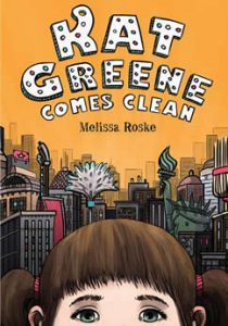 Author Spotlight | Melissa Roske Talks About Kat Green Comes Clean | www.patriciabaileyauthor.com