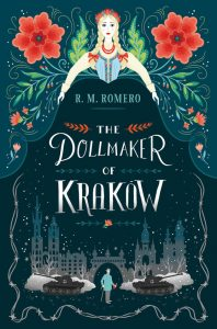 Author Spotlight | RM Romero Talks About the Dollmaker of Krakow | www.patriciabaileyauthor.com
