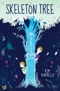Author Spotlight | Kim Ventrella Talks about The Skeleton Tree | www.patriciabaileyauthor.com