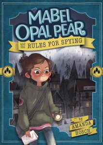 Author Spotlight | Amanda Hosch Talks About Mabel Opal Pear } www.patriciabaileyauthor.com