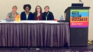 Surreal Moments | NCTE Panel | www.patriciabaileyauthor.com