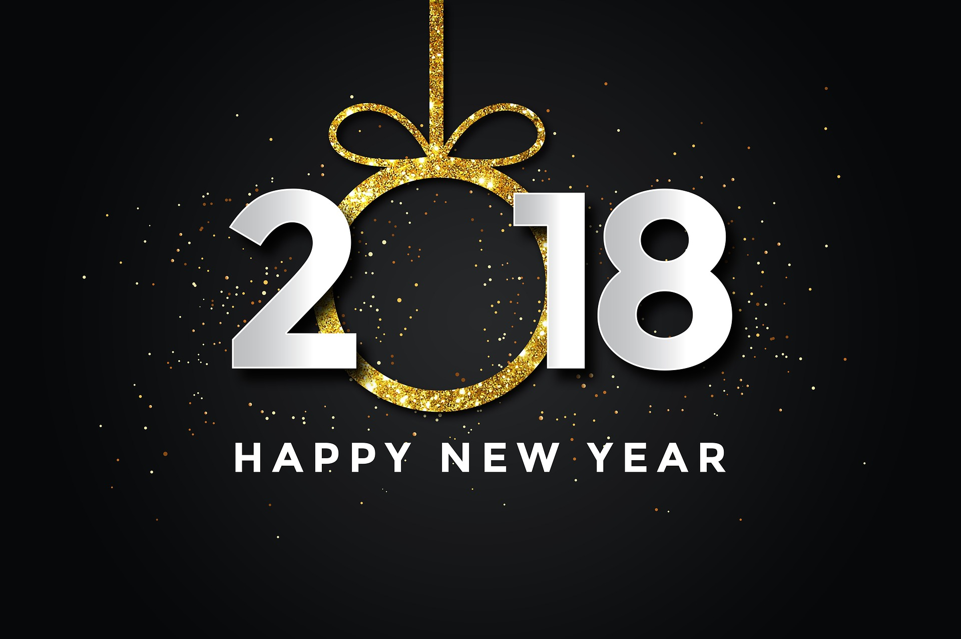 Happy New Year | 2018 | www.patriciabaileyauthor.com