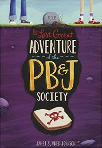 Middle Grade Book Love | the-last-great-adventure-of-the-pb-and-j-society | www.patriciabaileyauthor.com