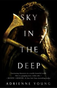 Sky in the Deep | Author Spotlight: Adrienne Young Talks About Sky In the Deep | www.patriciabaileyauthor.com