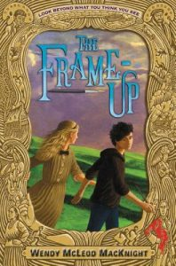 Middle Grade Book Love | The Frame-Up | www.patriciabaileyauthor.com