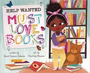 Happy Book Birthday | Help Wanted Must Love Books | www.patriciabaileyauthor.com