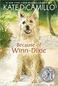 National Dog Day | Beacuse of Winn Dixie | www.patriciabaileyauthor.com