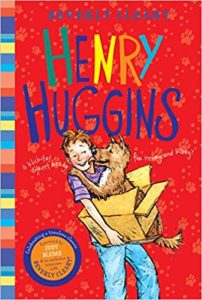 National Dog Day | Henry Huggins | www.patricibaileyauthor.com